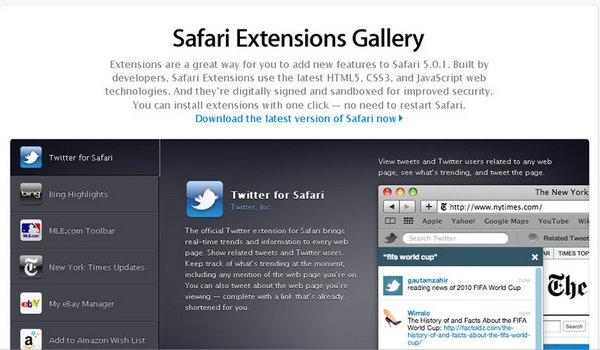 safari-extensions-gallery