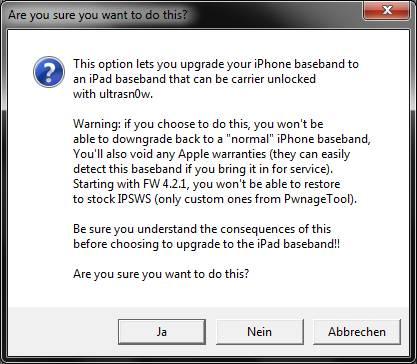 redsn0w-iPad-Baseband