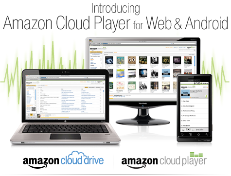 amazon cloud player Amazon Cloud Drive   Musik, Fotos und Videos in der Wolke