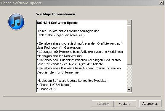 iOS-431-Update