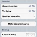 IMG 0563 125x125 Apples iCloud: So wird sie eingerichtet und genutzt