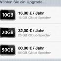 iCloud Upgrade 125x125 Apples iCloud: So wird sie eingerichtet und genutzt