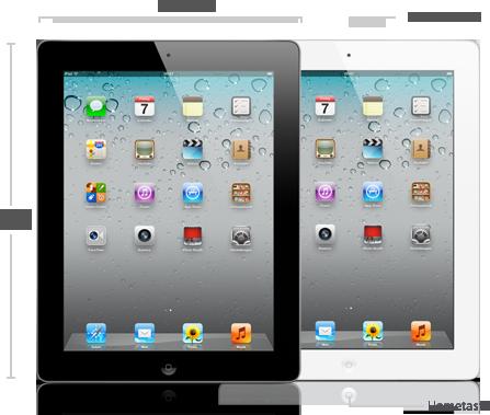 iPad 2 - Front